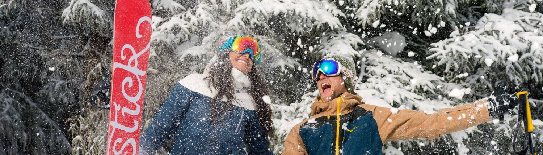 west virginia skiing