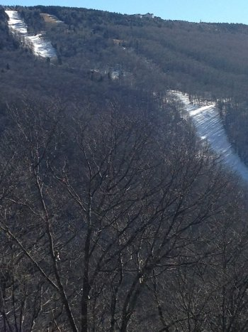 west virginia skiing