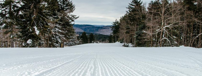 Nicely groomed trails are awaiting everyone at WV Ski Resorts.
