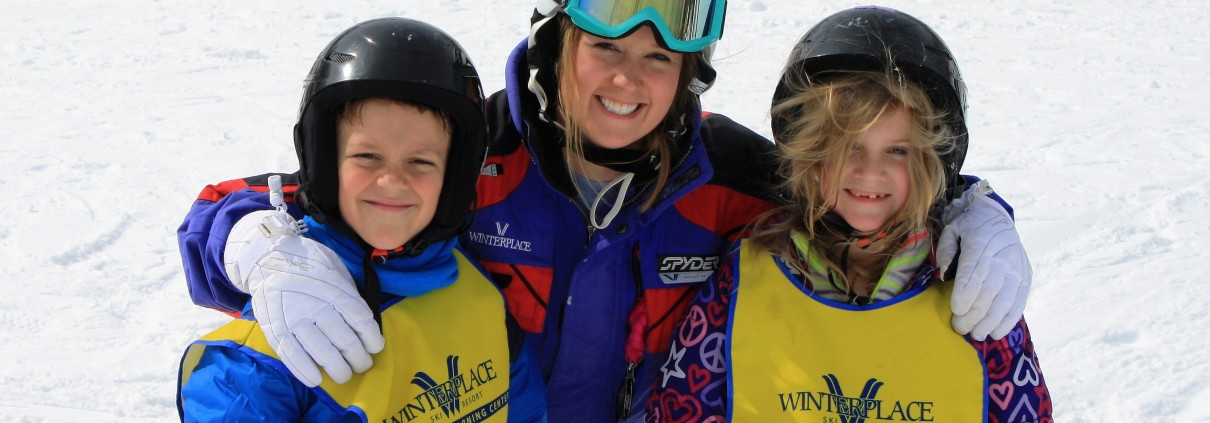 Winterplace Ski School -Wags -